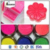 Pigmento de unha de néon de luz do dia, Pigmento fluorescente de categoria cosmética por atacado