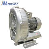 1.5kw de vacuümPomp van de Lucht van de Turbine van de Ventilator van de Lucht