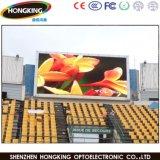 La haute définition P8 à l'extérieur de l'écran LED