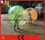 عادة لون [1.5م] [بفك] قابل للنفخ مصد فقاعات كرة