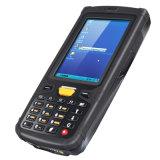 Explorador móvil del código de barras del Ce de la ventana con el programa de lectura de NFC RFID