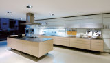 Armadio da cucina di alluminio di migliore vendita calda di senso