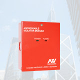 Módulo endereçável do isolador do alarme de incêndio de Aw-D114 Asenware