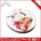 Mini miroir cosmétique Pocket se pliant de mode