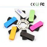 Fördernde Geschenk USB-Blitz-Laufwerk-Feder U-Platte kundenspezifisches Firmenzeichen für freies