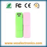 Ladegerät-Energien-Bank USB-Aufladeeinheits-Notaufladeeinheit
