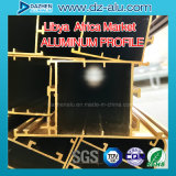 6000 het Profiel van het Aluminium van het Aluminium van de reeks voor de Deur van het Venster van Liberia