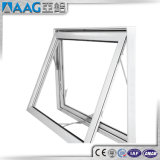 Finestra di alluminio di standard della tenda dell'Australia di disegno moderno della qualità superiore