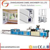 Ventana del PVC y cadena de producción del perfil de la puerta