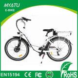28 pouces à pas de vélo électrique avec siège de suspension