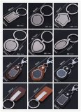 Vente en gros Custom Blank Metal Sublimation Keychain
