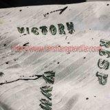 Tecido em algodão Tingido Tecido Jacquard Tecido de impressão para Mulher Vestido Casaco de saia Roupa infantil.