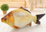 paliers de poissons de la peluche 3D personnalisés par impression