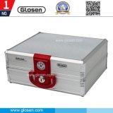 20 compartiments Metal Office Seal Boîte de rangement avec serrure B8208