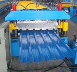 Le type de baril a ridé le roulis de panneau formant la machine