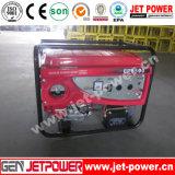 elektrischer Benzin-Generator-Schlüssel-Anfangstreibstoff-Generator des Anfangs2kw