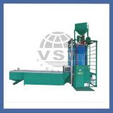高品質EPSのセリウムが付いている拡張可能ポリスチレン機械
