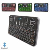 Q9 teclados Bluetooth Touch Pad