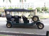 Электрический престиж особый интерес устаревших тележек автомобиля автомобиль