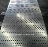 Feuille usinée par extrusion personnalisée/plaque en aluminium/en aluminium