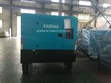 Kaishan LGCY-27/10のディーゼル駆動機構Towableねじ空気圧縮機