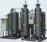 O gás do nitrogênio Purify o sistema