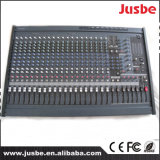 24 Kanal PA-Tonanlage DJ-PROaudiomischer