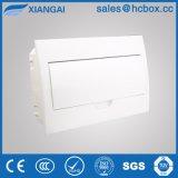 Caixa de Distribuição de plástico Caixa eléctrica Caixa de Embutir Hc-Tfw 18formas ABS na caixa de PP