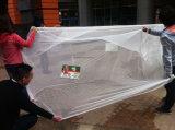Hoher Verweigerer-erstklassiges Schutz-Armee-Moskito-Netz-Quadrat-Bett-Kabinendach
