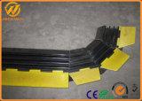 Qualité 3 Canal-de-chaussée Protecteur de câble en caoutchouc de la rampe