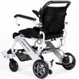 El sillón de ruedas eléctrico plegable propulsado más barato del Ce con la fábrica del Ce
