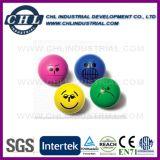 مصنع [هيغقوليتي] مباشرة طبع كرة مطّاطة [بوونسي] مع علامة تجاريّة