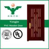 Porta de madeira interior composta do MDF HDF da alta qualidade