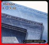 Tessuto blu scuro del denim dello Spandex del cotone della saia dello SGS 9.9oz 8s