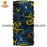 Bandana sem emenda do envoltório principal relativo à promoção da cabeça do lenço