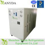 Refrigeratore raffreddato ad acqua per produzione di plastica
