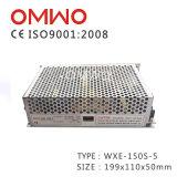 Wxe-150s-5 검정 덮개 5V 150W는 산출 LED 엇바꾸기 전력 공급을 골라낸다
