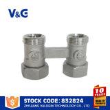 Messingschmiede-Doppelventil (VG-K19011)