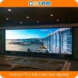 Alta Definição interior P2.5 SMD LED de cor total