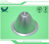 Bucha de aço e precisão Drilling peças giradas do CNC Machinin