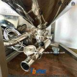 Emulsión eficiente comestible/homogeneización/que dosifica del líquido del polvo el mezclador