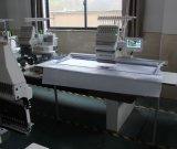 Stickerei-Hauptmaschine des Qualitäts-preiswertes Preis-1 inländische computergesteuerte flache der Schutzkappen-3D
