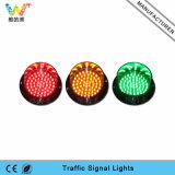 Kundenspezifisches Verkehrszeichen-Licht der 125mm rotes Ampel-Abwechslungs-LED