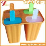 Sorvete de Silicone coloridas personalizado Popsicle Molde para casa (YB-AB-019)