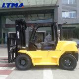 Ltma 3 단계 돛대 옆 교대를 가진 8 톤 디젤 엔진 포크리프트