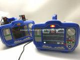 Draagbaar AED van de Eerste hulp van het ziekenhuis Defibrillator met Monitor