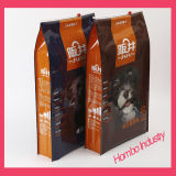 Personalizado deslizante Pet bolsa con cremallera Pet Food Packaging Bolsas