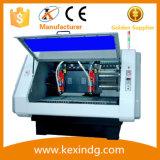 Perforatrice di CNC con (certificato del Ce) per il singolo PWB del lato