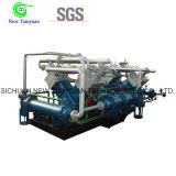 Compresor de pistón de impulso del gas industrial del CO2 del dióxido de carbono