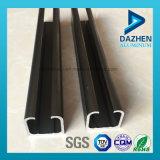 Spur-Schiene für Schiebetür-Aluminiumaluminiumstrangpresßling-Profil